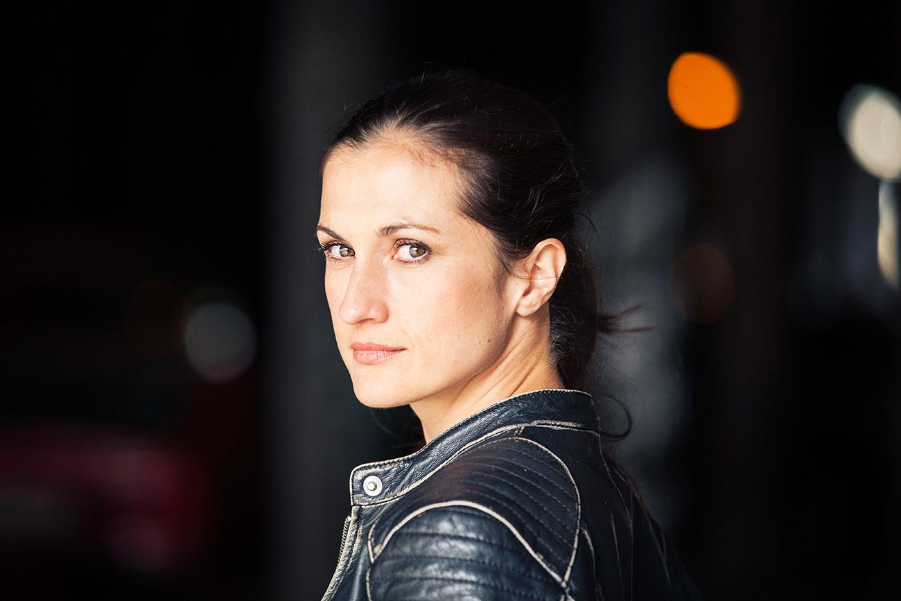 Schauspielerin Julia Casper